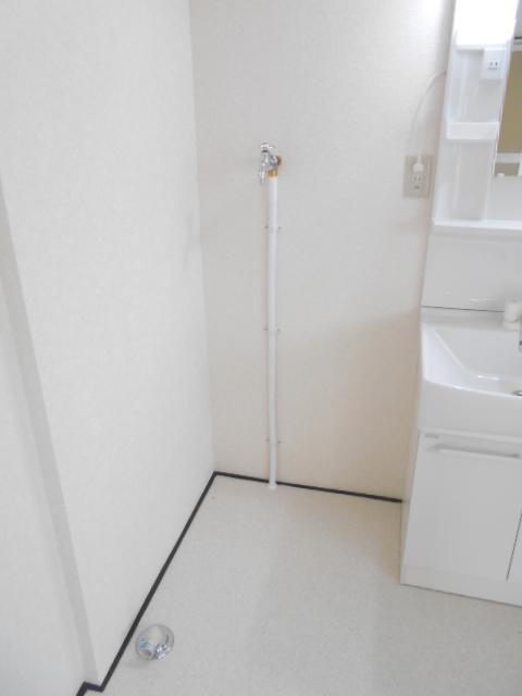 第2高橋アパ-ト 103号室の洗面所