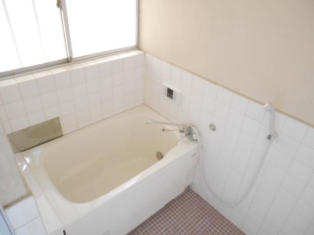 第2高橋アパ-ト 103号室の風呂