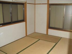 ハイフラッツⅡ 201号室の玄関