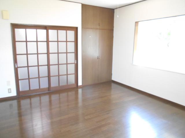 レオハイツ 110号室の居室