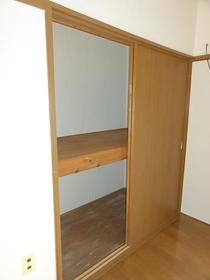 マルマツハイツ 103号室の収納