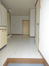 マルマツハイツ 103号室の玄関