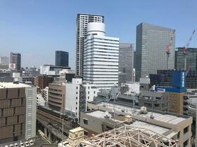 ロワール横濱レムナンツ 1303号室の景色