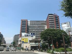 ロワール横濱レムナンツ 1303号室の外観