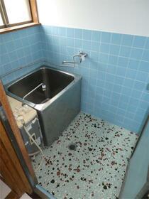 つくし 201号室の風呂