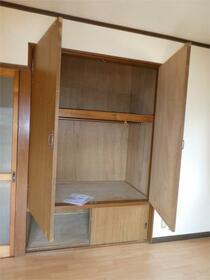 ハイツスズキ 103号室の収納