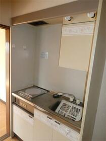 ハイツスズキ 103号室のキッチン
