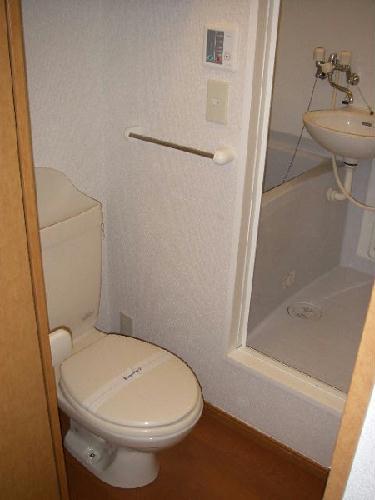 レオパレスさくらハイム 104号室のトイレ