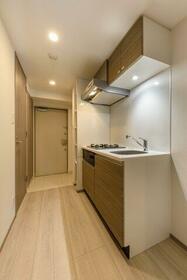 ジェノビア両国Ⅳスカイガーデン 901号室のキッチン