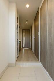 ジェノビア両国Ⅳスカイガーデン 901号室の玄関