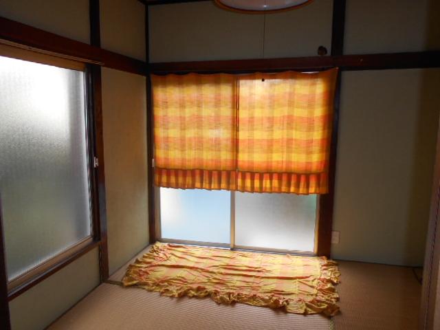 柴田貸家の居室