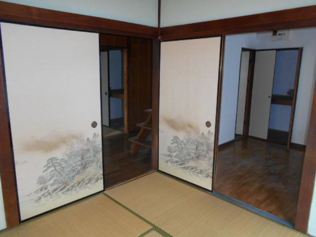 柴田貸家のリビング