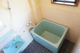 伊藤中央マンション 205号室の風呂