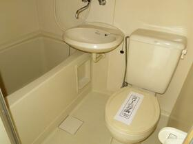 遠山ビル 303号室の風呂