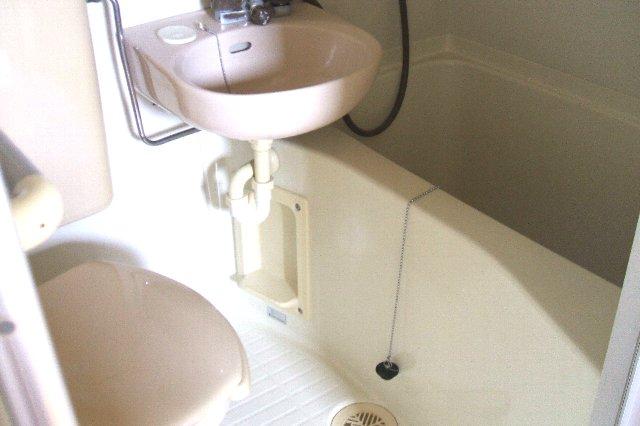 ライフパル 312号室の風呂