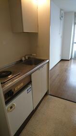 4U 305号室の収納
