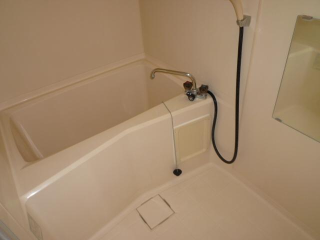 キャピタルハイツⅠ 101号室の風呂