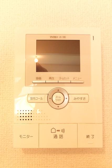 メルベーユ弥生台A棟のセキュリティ