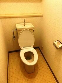 朝日プラザ越谷第Ⅱ 503号室のトイレ