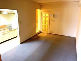 朝日プラザ越谷第Ⅱ 503号室のリビング