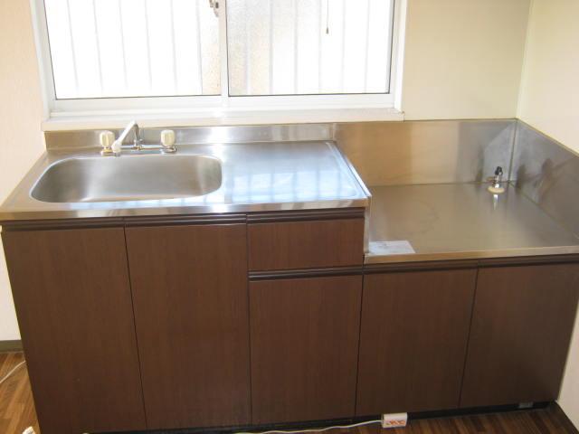 パームハウス湘南 201号室のキッチン