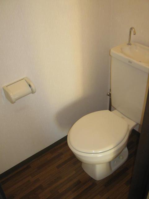 パームハウス湘南 201号室のトイレ