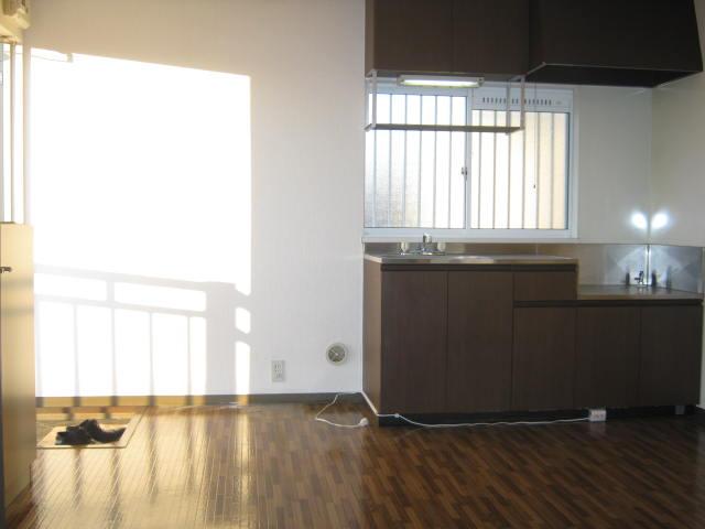 パームハウス湘南 201号室のリビング
