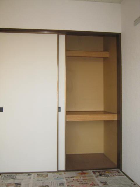 パームハウス湘南 201号室の収納