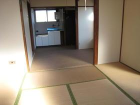 鈴木マンション 202号室のリビング