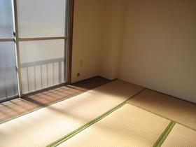 鈴木マンション 202号室の居室