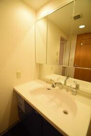 フローレンスパレス御茶ノ水フィアンコ 201号室の洗面所