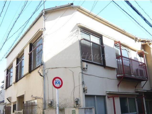 横山荘 101号室の外観