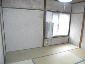 丸一荘 201号室のリビング