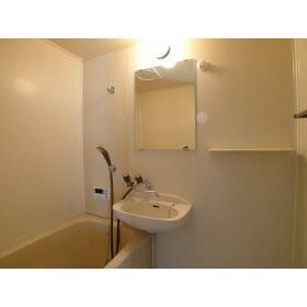 菅野ハイツ 101号室の洗面所