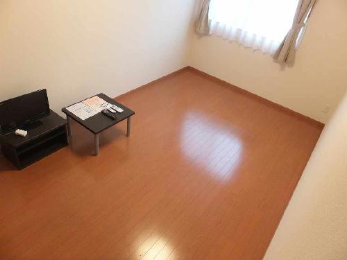 レオパレスメルベーユ泉 206号室のベッドルーム