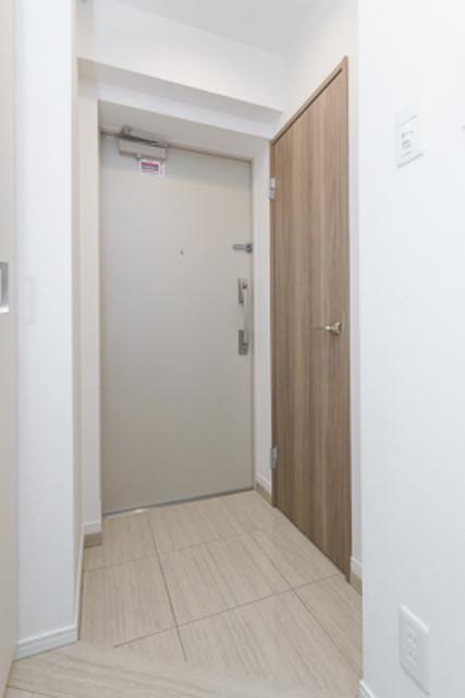 THE AXIS KOJIMACHI 203号室の玄関