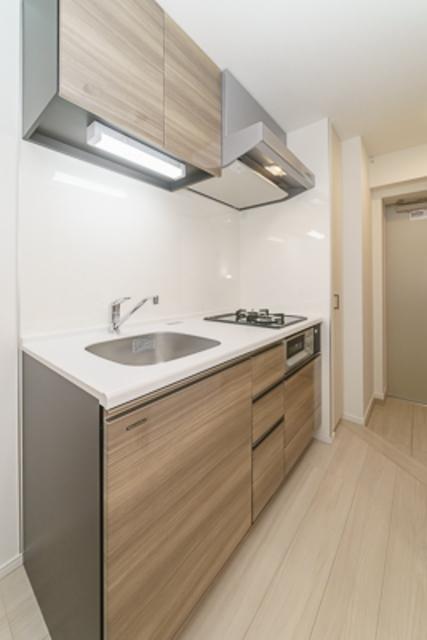 THE AXIS KOJIMACHI 203号室のキッチン