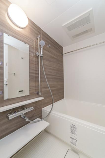 THE AXIS KOJIMACHI 203号室の風呂