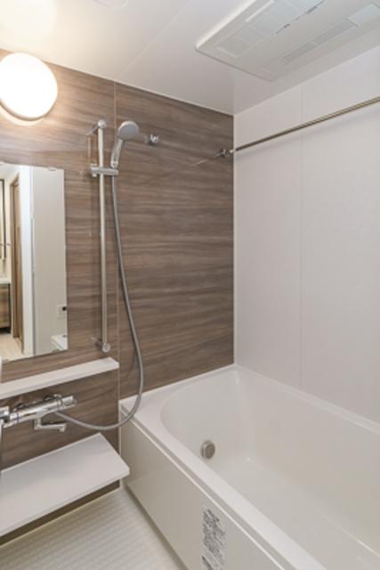 THE AXIS KOJIMACHI 204号室の風呂