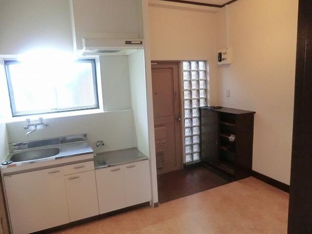 石橋フラッツⅠ 307号室のキッチン