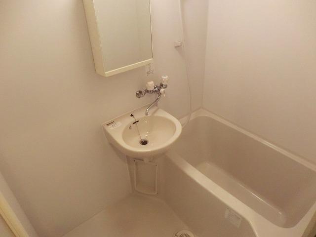 石橋フラッツⅠ 307号室の風呂