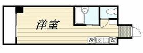 B-Wall神保町・0603号室の間取り