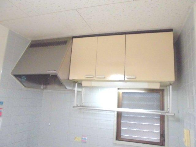 勝木コーポ 203号室のキッチン