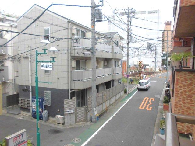 勝木コーポ 203号室の景色