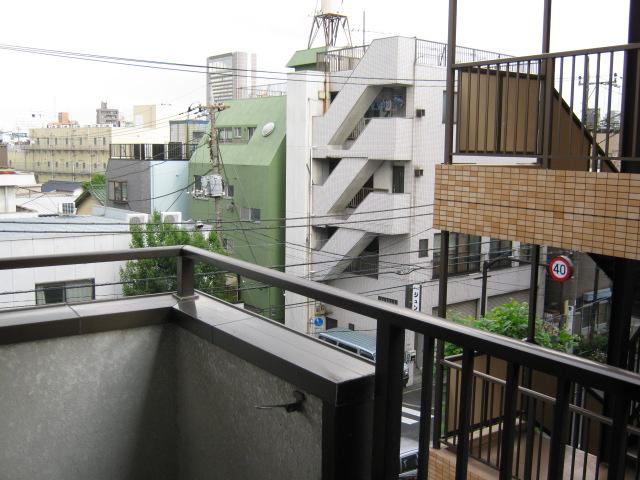 ワナー桜木 207号室の景色