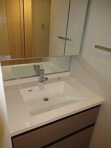 リビオレゾン上野 402号室の洗面所