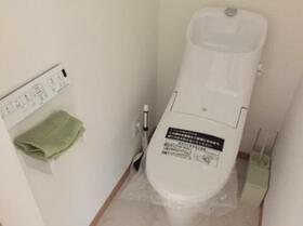 NOARK綾瀬 0012号室のトイレ