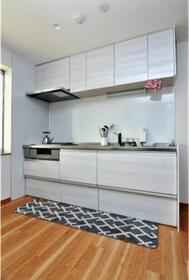 NOARK綾瀬 0012号室のキッチン