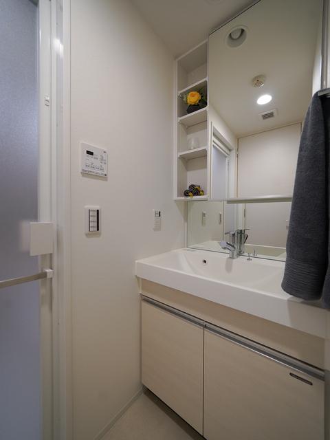 ライオンズフォーシア上野・稲荷町 1203号室の風呂