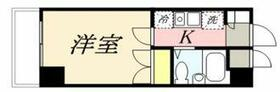 Flat新大塚・0403号室の間取り